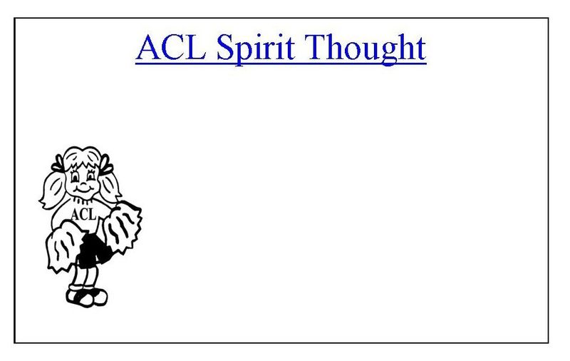 Spirit Thought
